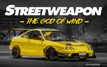 Street Weapon: The God of Wind