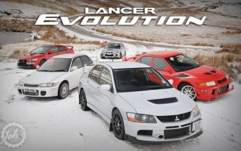 สูญพันธุ์...แต่ไม่สูญเปล่า : รวม Lancer Evolution สายพันธุ์หายาก!