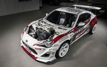 เต้าหู้เละแน่นอน เมื่อ Toyota 86 วางเครื่อง Nissan GT-R 1,000 แรงม้า